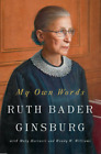 My Own Words by Ruth Bader Ginsburg ✅