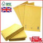AROFOL GENUINE GOLD BUBBLE PADDED ENVELOPES MAILERS BAGS - ARF 7 230MM x 340MM