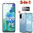 For Samsung Galaxy S20 FE/FE 5G TEMPERED GLASS Screen Protector Case Camera Lens