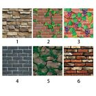 Brick Effect Sticker Home Decor Kitchen Bathroom Wall Wallpaper Decal #s2x