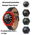For Samsung Galaxy Watch 3 41/45mm Bumper Protector Cover  Chapter Ring Case