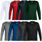 New With Tags Men's Under Armour Gym Muscle Crew Long Sleeve Tee Shirt Top