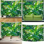 Heopapin Tapestry Palm Tapestry Wall Hanging Palm Tree Leaves Wall Tapestry Wate