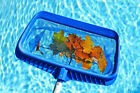 Professional Leaf Rake Mesh Frame Net Skimmer Cleaner Swimming Pool Spa Tool