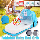 Foldable Baby Infant Mosquito Nets Tent Portable Mattress Bed Cover Travel Bag