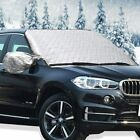 Windshield Snow Cover with Side Mirror Cover Thickened Car Snow Frost Ice Cover