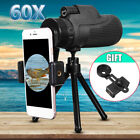 60X Zoom Optical Monocular Telescope Telephoto Mobile Phone Camera Lens  X