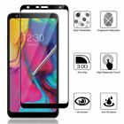 [4 Pack] For LG Stylo 6/5/4+ Full Cover Tempered Glass Film Screen Protector