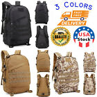 40L Military Tactical Backpack Outdoor Rucksack Bag Waterproof Shoulders Bag