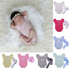 Pro Newborn Baby Boys Girls Cute Costume Outfits Photo Photography Prop Lace