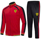 Men Jogging Train TrackSuit Sport Jacket Sweater Suit Set Trousers      Zug