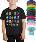 Внешний вид - AMONG US - Cartton Imposter? Video Game Unisex Youth T-Shirt