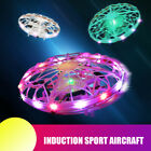 Hand Flying UFO Ball LED Mini Induction Suspension RC Aircraft Flying Toys