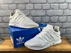 ADIDAS MENS WHITE EQT SUPPORT ADV TRAINERS VARIOUS SIZES T