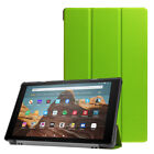 For Amazon Fire HD 10 8 7 Inch 9th 8th 7th Gen Magnetic Slim Leather Tablet Case