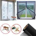 Magnetic Diy Window Mesh Door Curtain Net Mosquito Fly Bug Insect Screen Au Hg