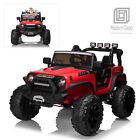 24V Off-Road Ride On Cars with Remote Control for Kids 200W Motors Bluetooth MP3