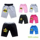2020 Super Mario Game Spring Summer Home Tops Short Pants Clothing Birthday Gift