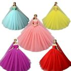 """High Quality Wedding Dress for 11.5"""" Doll Clothes Princess Party Gown 1/6 BJD"""
