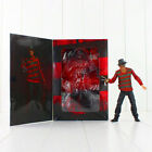 Freddy Krueger Nightmare on Elm Street Action Figure Collectible Toy Doll Model