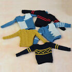 High Quality Handmade Casual Knitted Sweater Clothes For Ken Doll MaleTop Toys