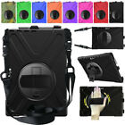 Hybrid Rugged Hard Stand Rotating Case Cover For Microsoft Surface Pro 4 5 6 7