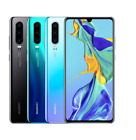 Huawei P30 & P30 Pro 128gb Unlocked 4g Lte Android Smartphone Various Colours