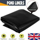 0.3mm Thick - Koi Fish Pond Liner - For Any Size Waterfall Landscaping Membrane