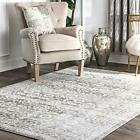 """nuLOOM Istanblue Persian Runner Rug, 2' 8"""" x 8', Dark  Assorted Sizes , Colors"""