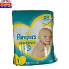 Pampers Swaddlers Disposable Diapers size 1 QUANTITIES AVAILABLE 20, 32, 44, 96