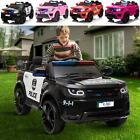 SUV Buggy RC Remote Car Control Ride Police Truck Electric Kids Toys Gift Light