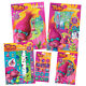 Dreamworks TROLLS - Sticker/Pads/Birthday Cards/Bubbles Kids/Gift/Fun/gift/Party
