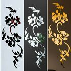 3d Flower Rattan Acrylic Mural Decal Removable Wall Sticker Diy Home Room Decor