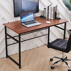 Foldable PC Computer Desk Folding Laptop Table Home Office Study Gaming Desk...