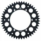 Primary Drive Rear Aluminum Sprocket 48 Tooth Black 102-228-167