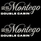 MONTEGO+25+DOUBLE+CABIN+BOAT+DECALS+%28Pair%29+decal