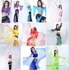 New Belly Dance Costume Isis Wings 8 colours iridescent for sale