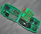 Carp Fishing Tackle Bundle GRN box, safetly clips&hooks