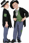 BOYS CHIMNEY SWEEP ARTFUL DODGER POOR VICTORIA COSTUME