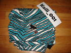 VTG San Jose Sharks Zubaz Pants Shorts OG Snap back B