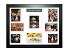 "PHOTO PICTURE FRAME 16""x20"" PERSONALISED MULTI MOUNT 45 Degree Beveled Mount"