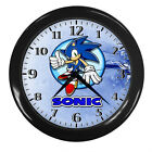 NEW* HOT SONIC THE HEDGEHOG Home Gift Wall Clock