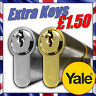Yale Upvc Door Lock Euro Cylinder With Extra Keys
