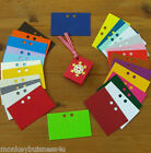 Christmas Die Cuts - Tiny Folded Tags - Wedding/Gifts