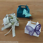 50 - Small Favour Boxes - Die Cuts - Party - Jewellery - Deco - Wedding/Gifts
