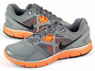 Nike Lunarglide+ 3 Shield Cool Grey/Black-Orange-Reflective Silver 472540-008