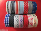 Japanese Washi Masking Craft Deco Tape 15mm x 10m/15m Choice of 14 Designs