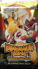 DINOSAUR KING TRADING CARD BOOSTERS - STARTERS - TINS NEW / SEALED