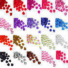 1000PCS Silk Rose Petals Wedding Party Flower Favors Supply Decorations colors