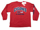 IOWA STATE CYCLONES YOUTH RED JR ATHLETIC ISSUE LONG SLEEVE T-SHIRT NWT